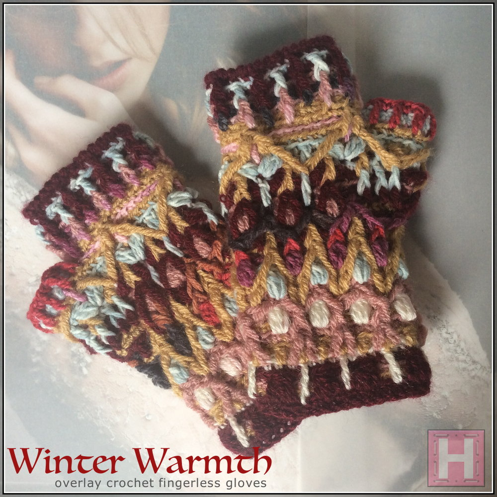 winter warmth fingerless gloves CH0447-000