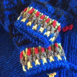 corn sheaf jumper CH0456-010