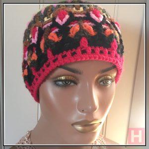 crochet beanie garden CH0453-001