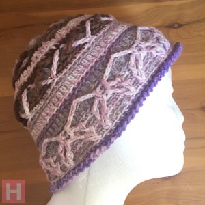 crochet beanie gentle warmth CH0459-003