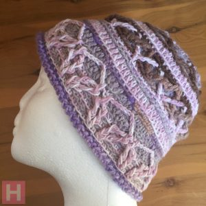 crochet beanie gentle warmth CH0459-004