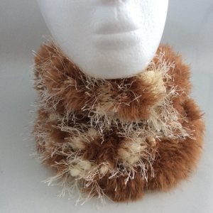 knitted cowl soo soft - CH0450a-005