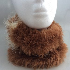 knitted cowl soo soft - CH0450a-006