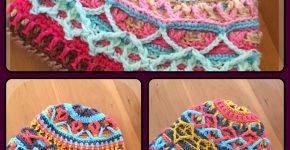 Beanies Collection 2017 – Overlay Crochet