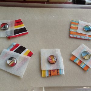 Custom Glass Cabochons