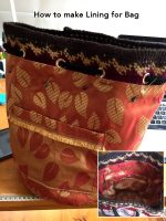 Bag Mochila Wayuu - Bag Lining How To