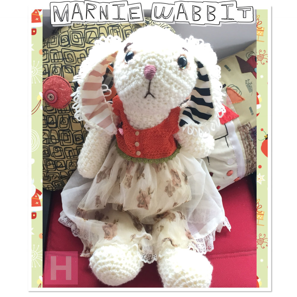 MarnieWabbit amigurumi rabbit CH0489-002