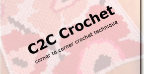 C2C Crochet How To