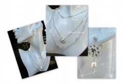 Multi-strand Necklace - Simple Elegance
