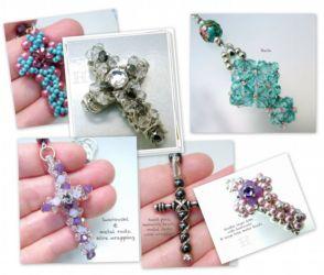 Handmade crosses & rosary stuff (CH0299/A-G)