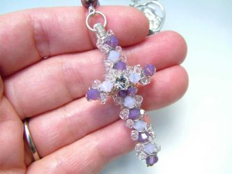 Wire Wrap Cross - How To