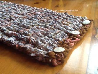 Rugged Crochet Rug (ch0326)