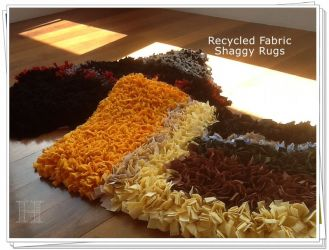 Completed Shaggy Rugs (CH0322)