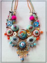 Cornucopia of Media - Jewelry felting (ch0328)