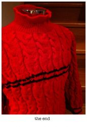 Pete's Red Jumper 2014 (CH0333)