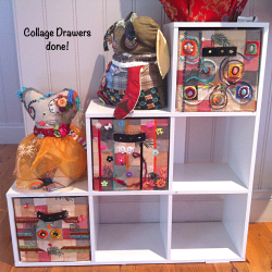 Collage Drawers (CH0333)