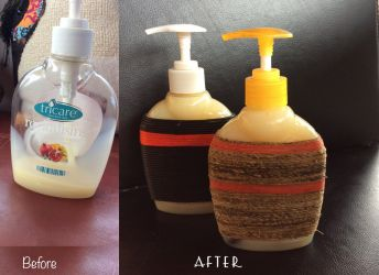 Hand Soap Dispenser - upgraded (ch0342)