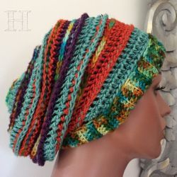 Crochet Beanie II (CH0369B)