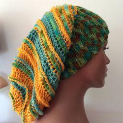 Crochet Slouchy Beanie (CH0369C)