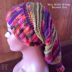 Wee Willy Winky Beanie Hat (CH0370)