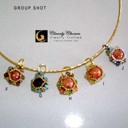 Capture Weave pendants (CC0060)