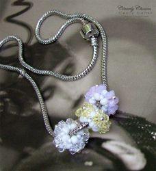 RAW Pandora Necklace (CC0106 - Sold)